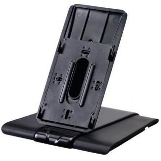 Asztali tartó - fekete