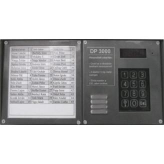 DP 3000 digitális...