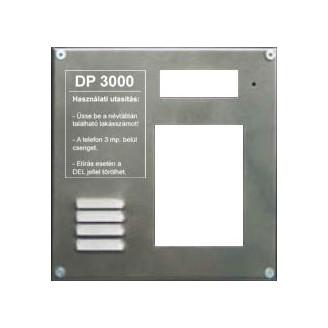 DP 3000 Digitális központ...